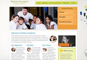 Paxton Academy