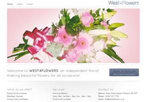 West 4 Flowers