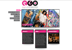 Ego Music Management