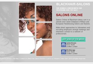 Black-Hair Salons